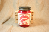 Bite Me Scented Candle, Bite Me Scented Wax Tarts, 26 oz, 12 oz, 4 oz Jar Candles or 3.5 Clam Shell Wax Melts - Country Rich Creations, LLC