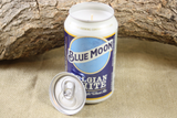 Beer Can Candle Upcycled from Blue Moon Beer Can, Great Gift for Blue Moon Lover, Free Shipping - Country Rich Creations, LLC