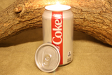 Coke Products Soda Can Candle - Choose the Style of Can and Scent You Like - Free Shipping - Country Rich Creations, LLC