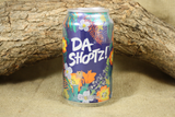 Da Shootz! Beer Can Candle, You Choose the Scent of this Upcycled Da Shootz! Beer Cans, Great Gift for Beer Lovers - Free Shipping - Country Rich Creations, LLC