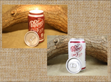 Dr. Pepper Can Candle - Choose the Style of Can and Scent You Like - Free Shipping - Country Rich Creations, LLC