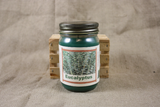 Eucalyptus Scent Candles and Wax Melts, Herb Scented Candle and Wax Tarts, Unique Scent Great Aroma for any Home, Clean Scent