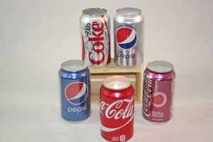 "Soda ""Can""dle - Country Rich Creations, LLC"