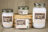 Main Street Christmas Candle and Wax Melts, Holiday Scent Candle, Highly Scented Candles and Wax Melts, Christmas Scent, Mason Jar Candle
