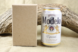 Beer Can Candle Upcycled from Modelo Beer Can, Great Gift for Modelo Lover, Free Shipping - Country Rich Creations, LLC