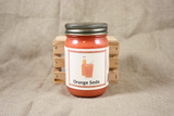 Orange Soda Scent Candles and Wax Melts, Beverage Scent Candle, Highly Scented Candles and Wax Tarts, Fun Candle, Summertime Scent