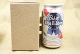 Beer Can Candle Upcycled from Pabst Beer Can, Highly Scented Unique Candle - Free Shipping - Country Rich Creations, LLC