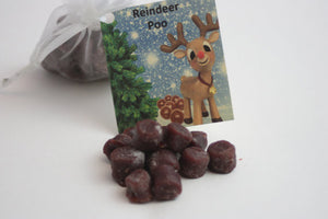 Reindeer Poop Candle Tarts, Holiday Tarts For Naughty List, Reindeer Poop Poem, Holiday Gag Gift - Country Rich Creations, LLC