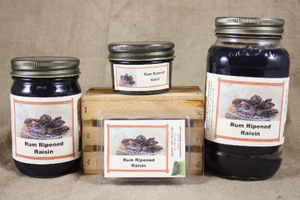 Rum Ripened Raisin Scent Candles and Wax Melts, Food Scent Candle Wax, Highly Scented Candles and Wax Tarts, Smells Delicious