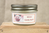 Winter Candy Apple Scented Candle and Wax Melts, Candy Scent Candle, Mason Jar Candles and Wax Tarts, Great Winter Scent - Country Rich Creations, LLC