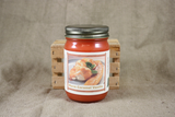 Warm Caramel Vanilla Candle and Wax Melts, Bakery Scent Candle, Highly Scented Candles and Wax Tarts, Fall Scent Candle, Mason Jar Candle - Country Rich Creations, LLC
