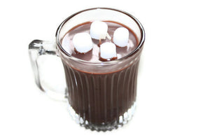 Hot Cocoa Mug Cup Candle Highly Scented in Hot Chocolate - Country Rich Creations, LLC