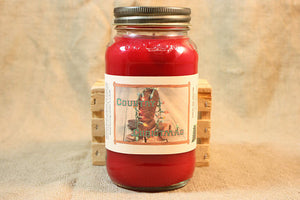 Country Christmas Scented Candle, Country Christmas Scented Wax Tarts, 26 oz, 12 oz, 4 oz Jar Candles or 3.5 Clam Shell Wax Melts - Country Rich Creations, LLC