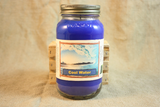 Cool Water Scented Candle, Cool Water Scented Wax Tarts, 26 oz, 12 oz, 4 oz Jar Candles or 3.5 Clam Shell Wax Melts - Country Rich Creations, LLC