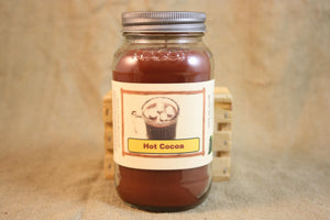 Hot Cocoa Scented Candle, Beverage Scent Candles and Wax Melts, Highly Scented Candles and Wax Tarts, Chocolate Candle, Housewarming Gift - Country Rich Creations, LLC