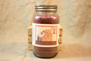 Gingerbread Spice Cake Scented Candle, Gingerbread Spice Cake Scented Wax Tarts, 26 oz, 12 oz, 4 oz Jar Candles or 3.5 Clam Shell Wax Melts - Country Rich Creations, LLC