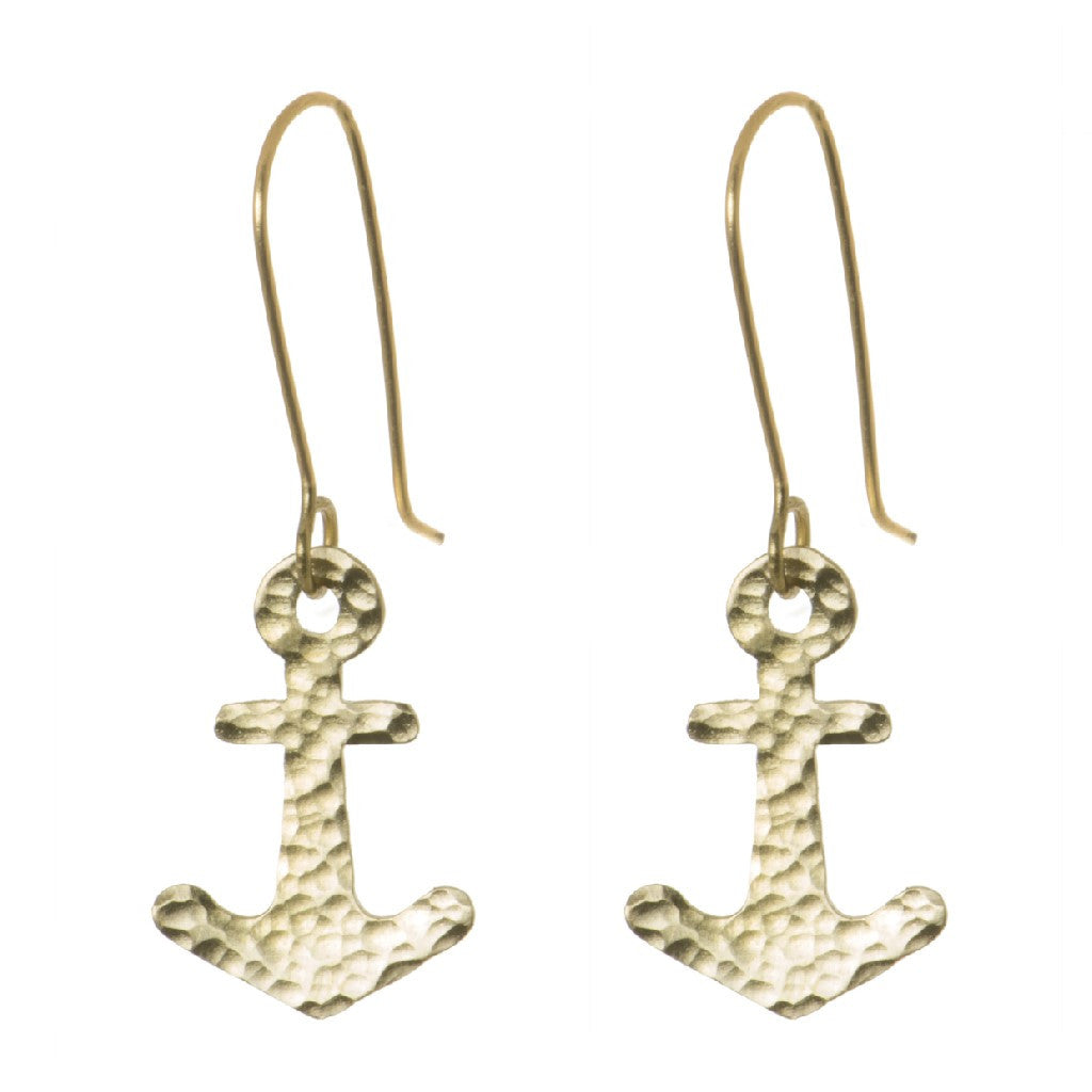 Weigh Anchor Earrings