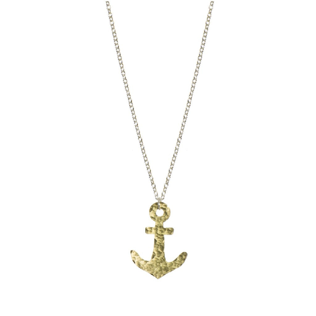 Weigh Anchor Pendant