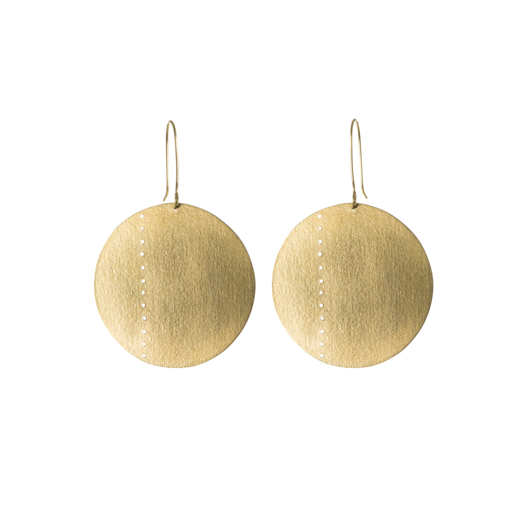 Maria Circle Earrings