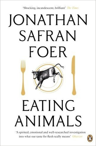Eating Animals - Jonathan Safran Foer - Stationery - Eighteen Rabbit Fair Trade