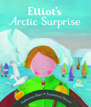 Elliot's Arctic Surprise - Stationery - Eighteen Rabbit Fair Trade