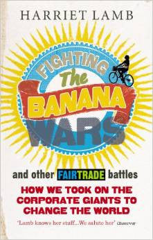 Fighting the Banana Wars - Harriet Lamb - Stationery - Eighteen Rabbit Fair Trade