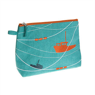 Floats and Boats Purses and Wash Bags