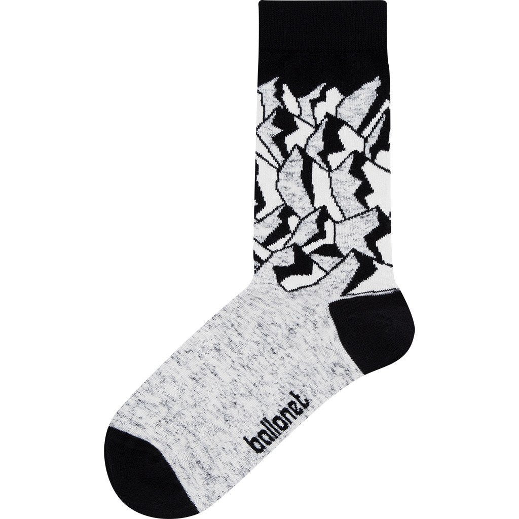 Ballonet Combed Cotton Socks