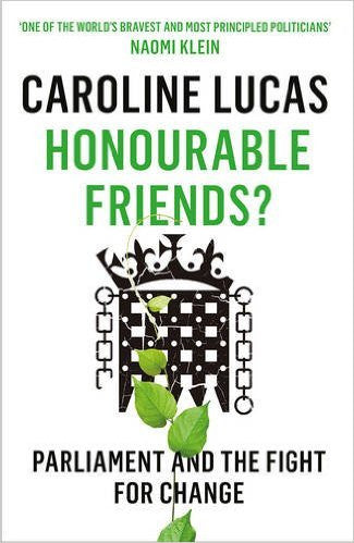 Honourable Friends? - Caroline Lucas - Stationery - Eighteen Rabbit Fair Trade