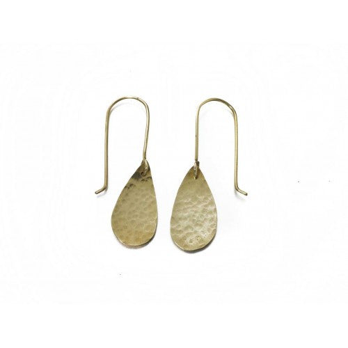 Raindrop Earrings - Jewellery - Eighteen Rabbit Fair Trade