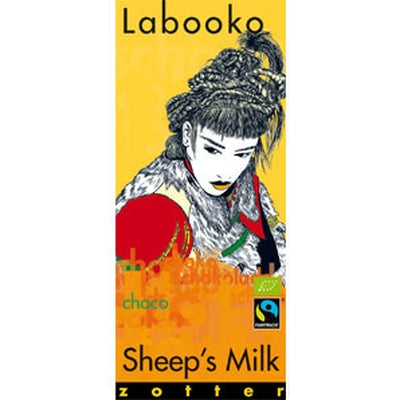 Sheep's Milk Chocolate - Chocolate - Eighteen Rabbit Fair Trade  - 1