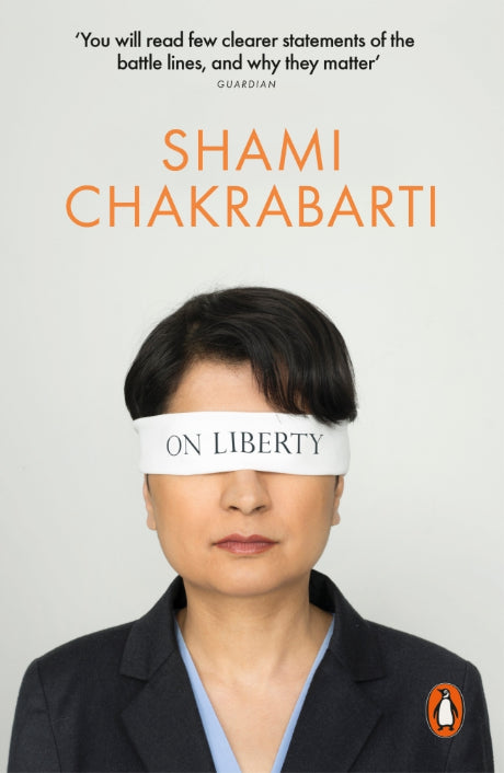 On Liberty - Shami Chakrabarti - Stationery - Eighteen Rabbit Fair Trade