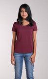 No Nasties Women's Tee - Apparel - Eighteen Rabbit Fair Trade  - 7