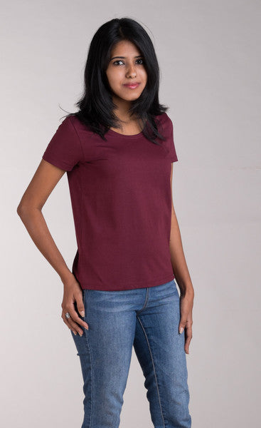 No Nasties Women's Tee - Apparel - Eighteen Rabbit Fair Trade  - 8