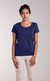 No Nasties Women's Tee - Apparel - Eighteen Rabbit Fair Trade  - 6