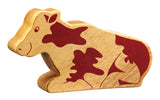 Wooden Farm Animals - Soft toys - Eighteen Rabbit Fair Trade  - 11