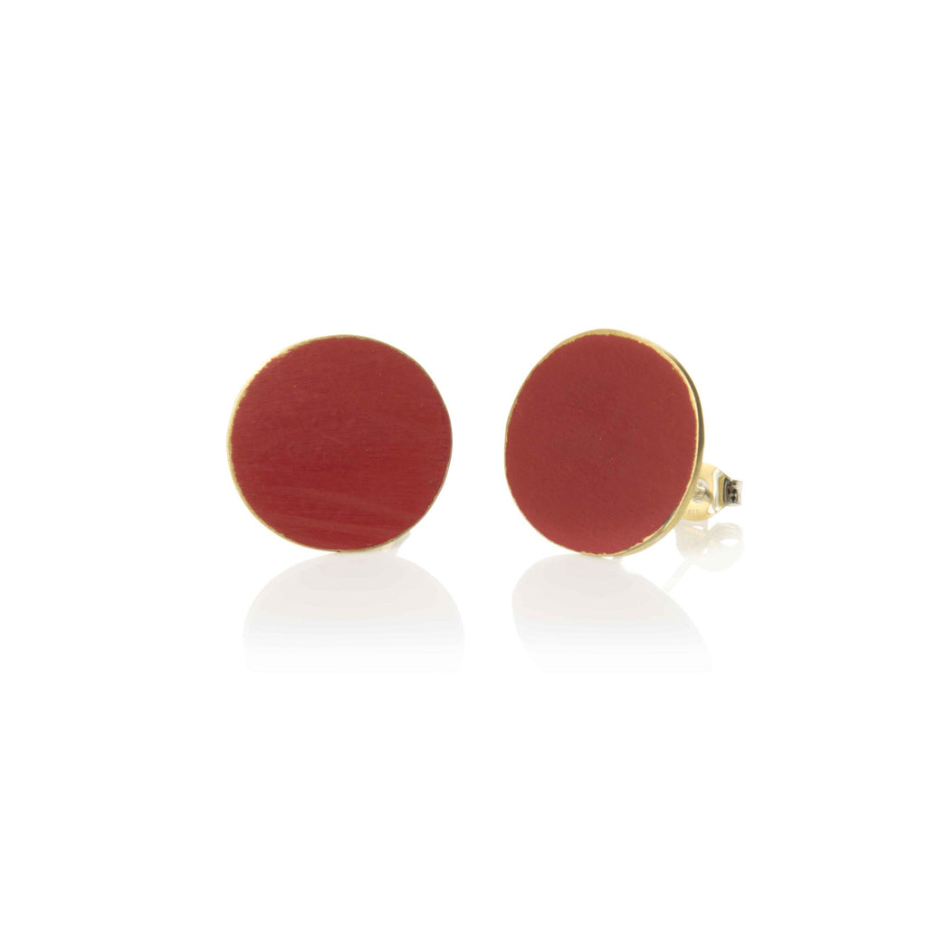 Statement Colour Studs
