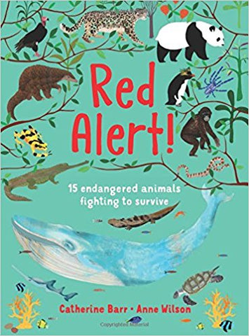 Red Alert by Catherine Barr