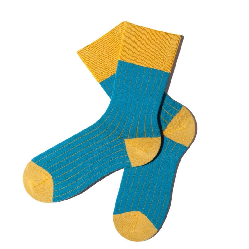 Sliced Socks - Apparel - Eighteen Rabbit Fair Trade  - 1