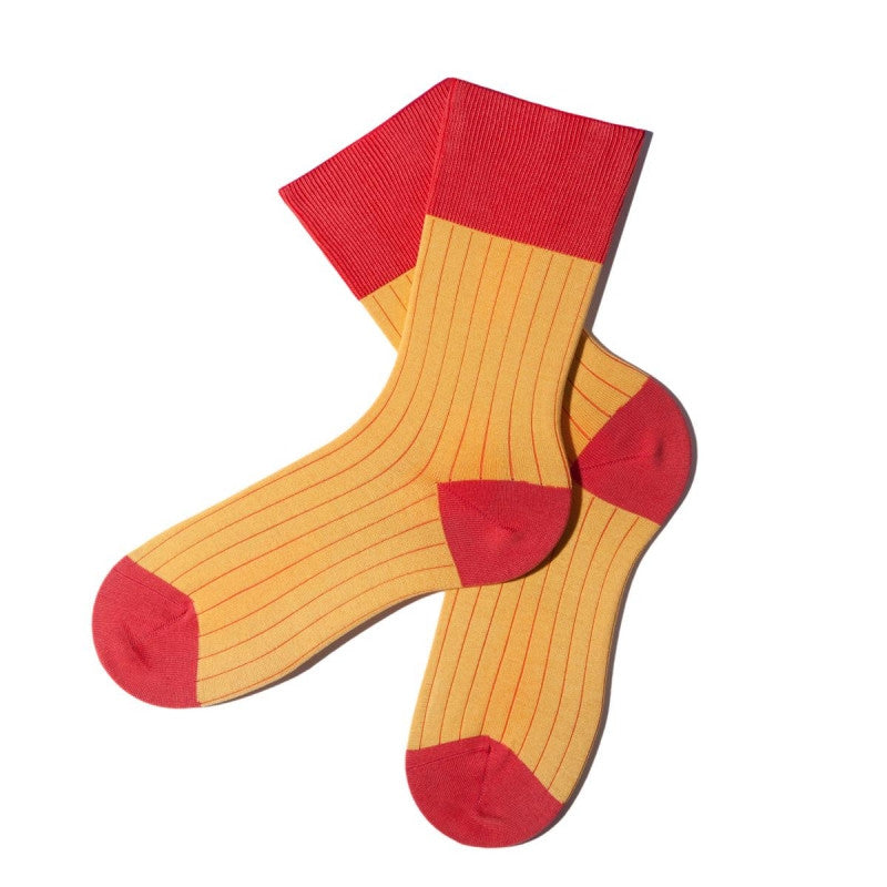 Sliced Socks - Apparel - Eighteen Rabbit Fair Trade  - 3