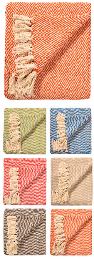 Chevron Throw