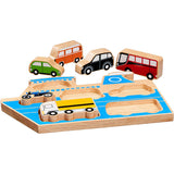 Wooden Shape Sorters