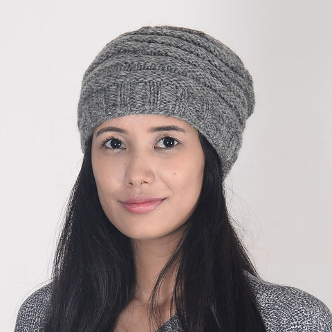 Udan Rib Knit Hats