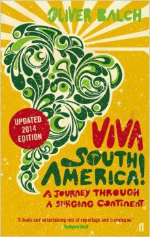 Viva South America! - Oliver Balch - Stationery - Eighteen Rabbit Fair Trade