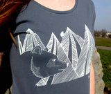 Mountain Bear women's tee