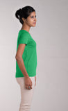 No Nasties Women's Tee - Apparel - Eighteen Rabbit Fair Trade  - 4