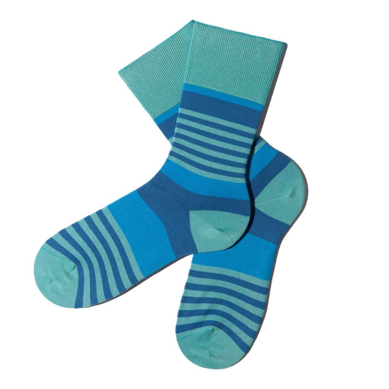 Layer Cake Socks - Apparel - Eighteen Rabbit Fair Trade  - 3
