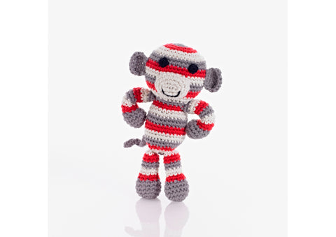 Marito the Monkey - Soft toys - Eighteen Rabbit Fair Trade
