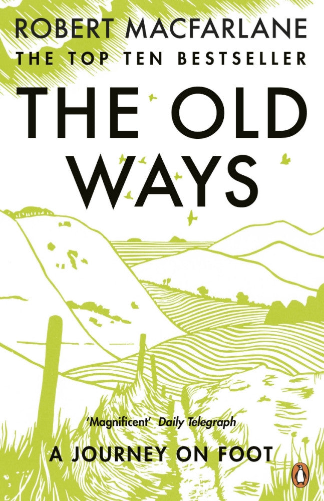 The Old Ways - Robert MacFarlane - Stationery - Eighteen Rabbit Fair Trade