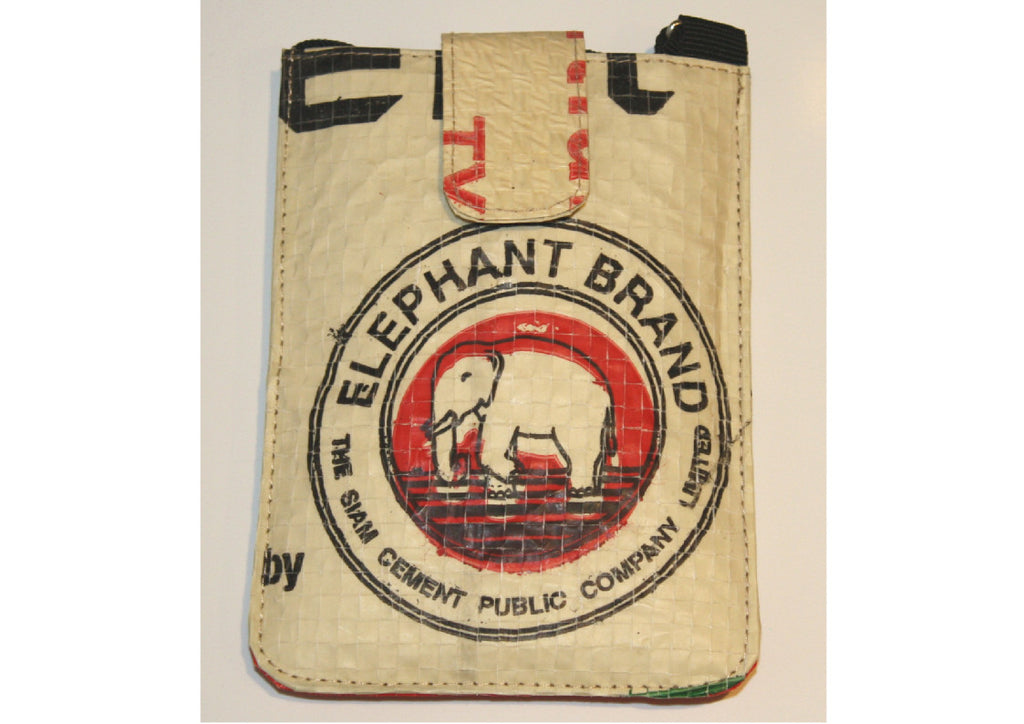Elephant Cement Phone Case - Accessories - Eighteen Rabbit Fair Trade